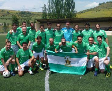 campeonato futbol medico 2016