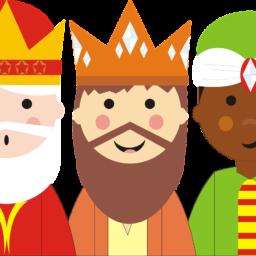fiesta infantil reyes