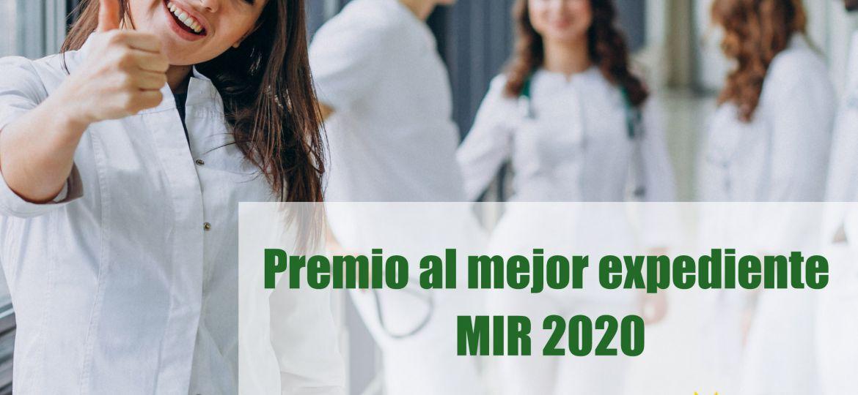 Premio MIR 2020 instagram