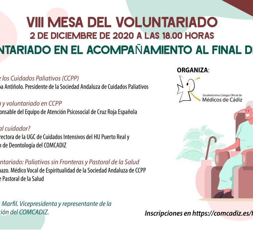 CARTEL VIII Mesa del voluntariado-02-02