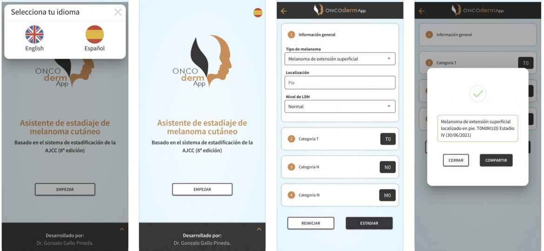 App Oncodermapp